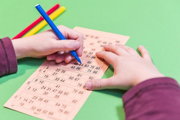 Bingo bij Landal