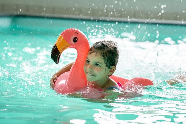 Zwembad (overdekt)